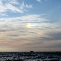 Гало над морем :: Герович Лилия