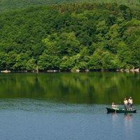 На озере :: Boris Alabugin