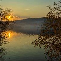 Вечерняя рыбалка :: vladimir
