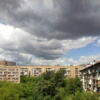 Перед дождём :: Павел Михалев