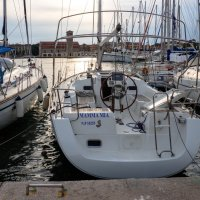 Яхты у причала :: Witalij Loewin