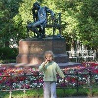 Представляешь? У Лукоморья дуб зеленый!!! :: Tatiana Markova