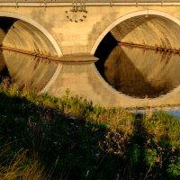 Мост, солнце :: Марк Э