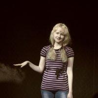 Молодая актриса :: Виктория Большагина
