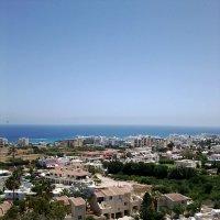 Протарас. Вид с высоты церкви пр. Илии. :: Dogdik Sem