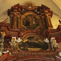 Интерьеры собора Св. Варвары :: Елена Павлова (Смолова)
