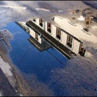 Зеркальце для московского дома :: Irina-77 Владимировна