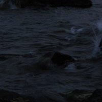 Поздним вечером на море :: Ольга Иргит