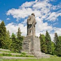 Памятник Ленину в Дубне. :: Виктор Евстратов