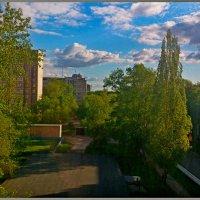 Пример линейной перспективы :: Григорий Кучушев