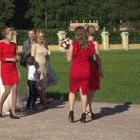 Девушки в красном :: Александра
