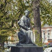 Памятник Александру Сергеевичу в Симферополе :: Алексадр Мякшин