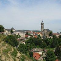Вид на исторический центр Кутна-Горы :: Елена Павлова (Смолова)