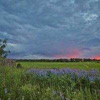 Грозовой закат :: Svetlana Sneg
