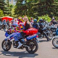 Я уезжаю с клоуном! :: Юрий Яловенко