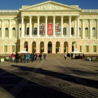 Русский музей. Утро :: Наталья