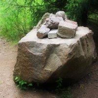 Для кого-то пришло время СОБИРАТЬ камни..... :: Tatiana Markova