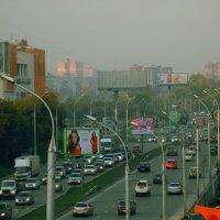 Пыль большого города :: Lady Etoile
