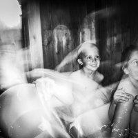 В бане :: Марина Кулькова