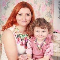 Млана с мамой :: Ульяна Новикова
