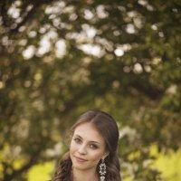 Портрет весенней Вики :: Женя Рыжов