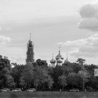 Церкви и храмы вдоль реки Москвы :: Jozef Dante