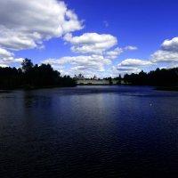 Озеро :: Александр Лавров