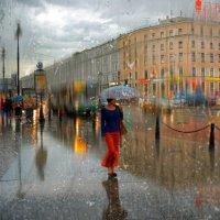 на площади Восстания... :: Эдуард Гордеев