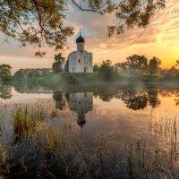 Храм Покрова на Нерли... :: Эдуард Гордеев