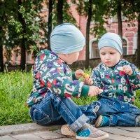 братья и товарищи :: Valery Bogatireva