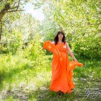 фея солнечных цветов-3 :: Татьяна Исаева-Каштанова