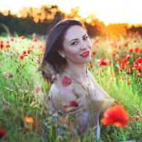 «Красота — это обещание счастья» :: Ксения Заводчикова