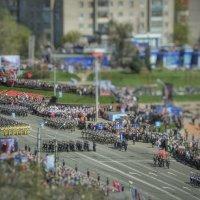 Парад :: Дмитрий Багаев