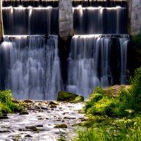 Водопад :: Диана Матисоне