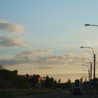 Все устали...мы с тобой возвращаемся домой... :: Tatiana Markova
