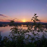 Когда уходит Солнце на покой... :: Валентина Налетова
