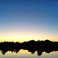 Солнце уходит на зпапад :: Алексей Лукаев