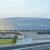 Олимпийский стадион в Баку :: Кристина Леонова