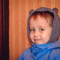 Мамин мышонок :: Ксения Базарова
