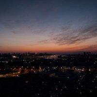 Вечерний Киев в ожерелье ярком ,фонарей ! :: Denis Lisovets