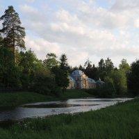 романтический пейзаж :: sv.kaschuk