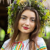 Україночка :: Алексей Варфоломеев
