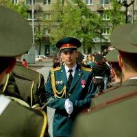 Парад кадетов :: Дмитрий Конев