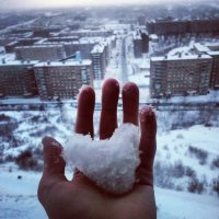 Холодное сердце :: Ruslan Kruglov