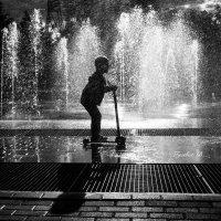 фонтан в Химках :: Владимир Гулевич