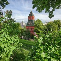 Кремль. Тайницкий сад, башня :: mila