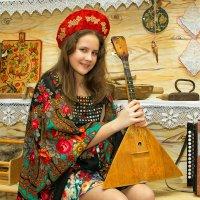 Балалайка - две струны :: Дмитрий Конев