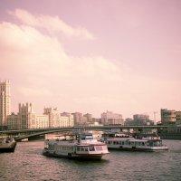 тихая Москва :: евгений уточкин