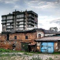 Руины :: Хась Сибирский