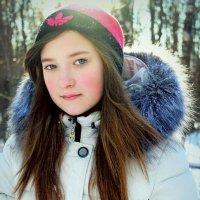 Зима :: Ангелина Рейх
